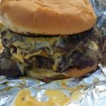 Fat Andy's Burger Foto