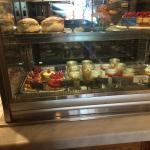 Tarts and desserts