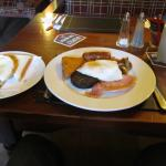 The small Breakfast (good value)