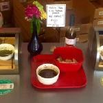 Hummus and Sauce Tasting Tables