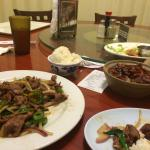 This place is fantastic. The menu is extensive, so be prepared to read for a bit. This is Mongol