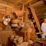 Pane dal forno di legna dal maso agricolo Geyrerhof