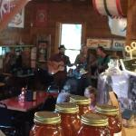 live music during Friday lunch