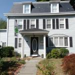 Lily Pad B&B Milford, CT - front of house August 2015