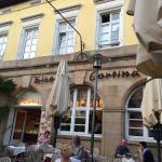 Eiscafe Cortina Foto