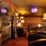 VIP Balcony lounge