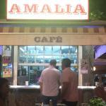 Kiosco Amalia.
