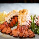 Twin Grilled Lobster Tails