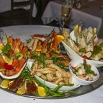 Seafood Plater for 2