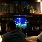 Small bar scene