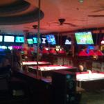 So many TVs! Great games! Trivia! And a fantastic staff!  Best wings for miles!