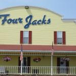 Four Jacks Casino and Hotel, Jackpot, Nevada