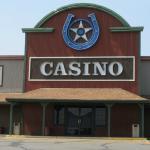 Horseshu Hotel and Casino, Jackpot, NV