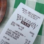 It is Belezmin and NOT belezImin