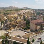 View from Argos in Cappadocia