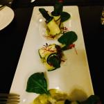 Courgette starter
