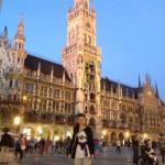 Marienplatz, a apenas 5 minutos andando del albergue
