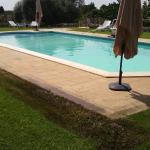 Colazione spettacolare e piscina stupenda