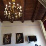 Suite Sanseverino: soffitto