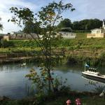 Dock pond