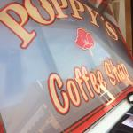 Poppy's Cafe August 2015