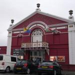 Exterior of the Magic Lantern Cinema, Twywn