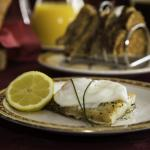 Local Natural Smoked Haddock & poached egg (house special)