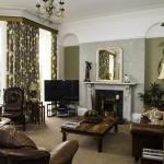 Elegant Guest Lounge
