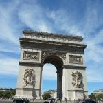 Photo de Eiffel Villa Garibaldi