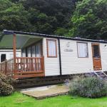 Lovely holiday in Cardigan Bay holiday park in their Pembroke range caravan