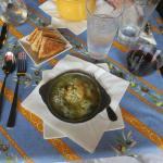 escargots à la provençale sans coquille
