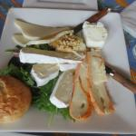 assiette aux fromages