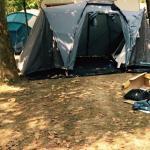 Il mio primo campeggio