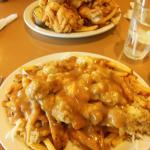 Haddock tips and Newfie poutine