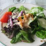 Crisp, chilled salad