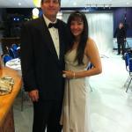 Amanda Edwards Actress & Jason Edwards MD Stourbuild