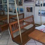 Fun swinging chairs