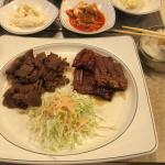 Kalbi and Bulgogi