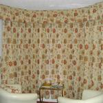 thick quality curtains to help keep light and sound out
