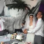 Wedding lunch at Pamukkale Turkish restaurant