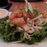 Bang Bang Shrimp Appetizer