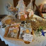 gifts and treats to take with you