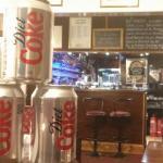 city inn bar/dining area