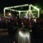 Emplacements tentes et soirée Megadance Ibiza