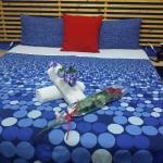 camere accoglienti,  e materassi spettacolari!!!