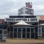Tigers Famous Fish & Chips - Ulladulla