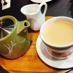 Afternoon tea 22.08.15