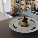 Les desserts de Daniel // Mille feuille revisité Pistache Framboise