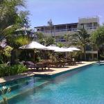 Photo de Siam Beach Resort