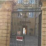Entrée côté rue - Cour intérieure